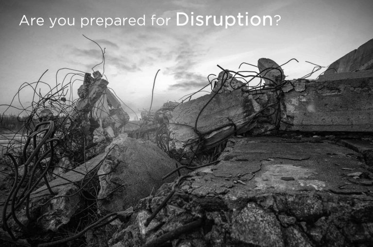 disruption-enterprise-monkey