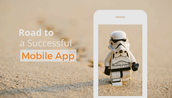 road to a successful mobile app