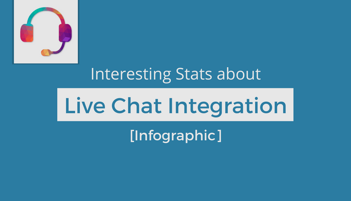 Live Chat Integration Stats