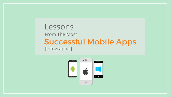 lessons from the most successful mobile apps