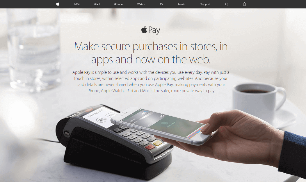 Payment Gateway Apple Pay