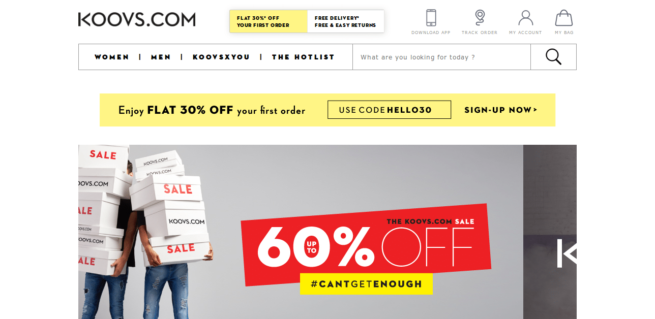 How your ecommerce website page should look like
