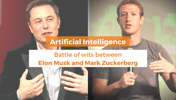 The Battle of Wits Between Elon Musk and Mark Zuckerberg