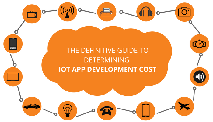 The Definitive Guide To Determining IoT App Development Cost