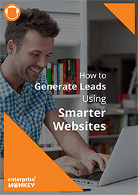 how to generate leads using smarter websites