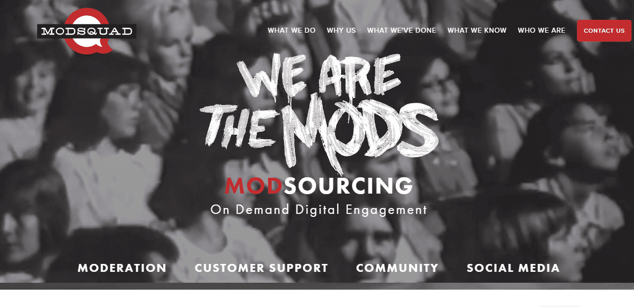 Modsquad Custom Illustration