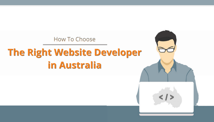 Choosing the right website developer in Australia
