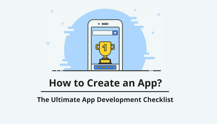 How to create an app?