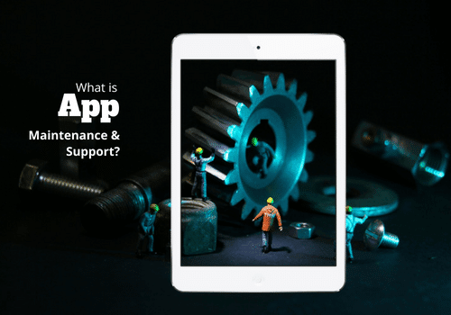 App Maintenance and Support