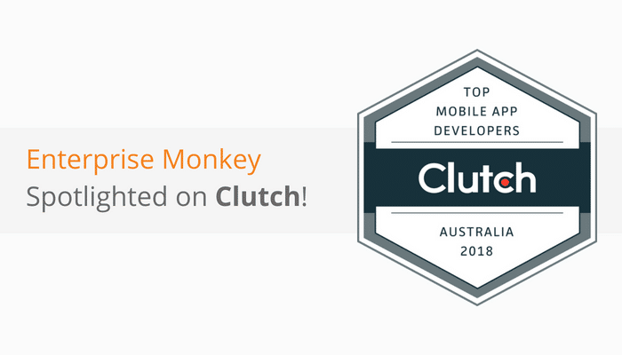 Enterprise Monkey Among the Top Mobile App Developers in Australia