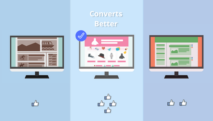 Website conversions
