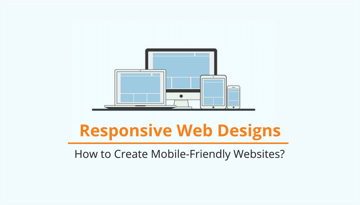 Responsive Web Designs: How to create responsive web designs?