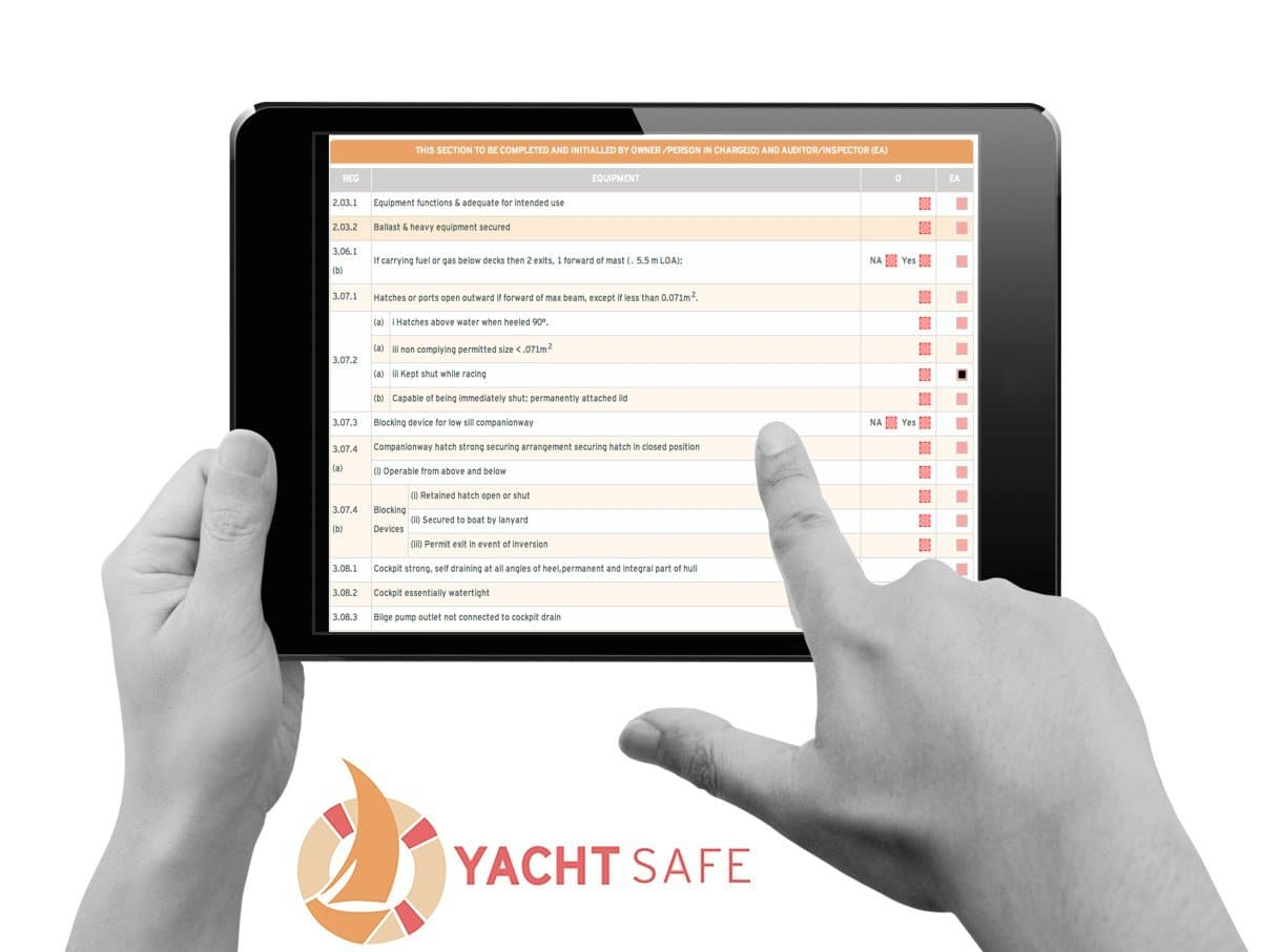 Simplifying auditing for the Yacht clubs – Case Study
