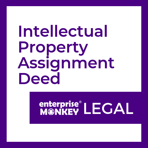IP Assignment Deed by Melbourne Business Lawyer