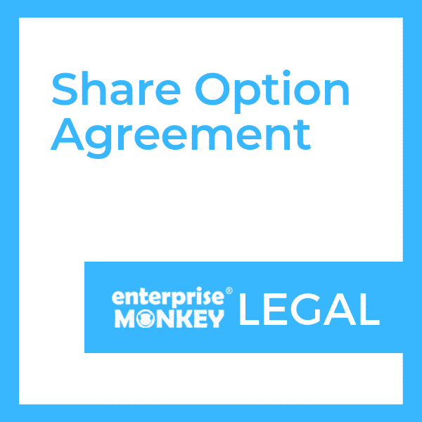 Share Option Agreement by Melbourne Business Lawyer