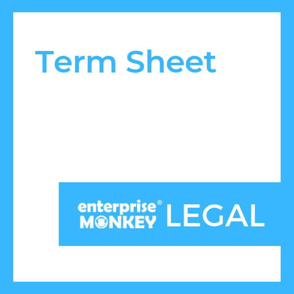Term Sheet by Melbourne Business Lawyer