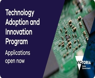 DIGITAL & INNOVATIVE TECHNOLOGY GRANTS FOR VICTORIAN SMEs