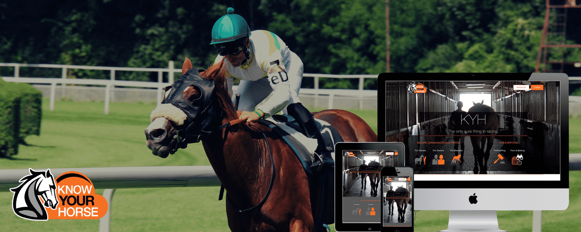 Know Your Horse Web Application